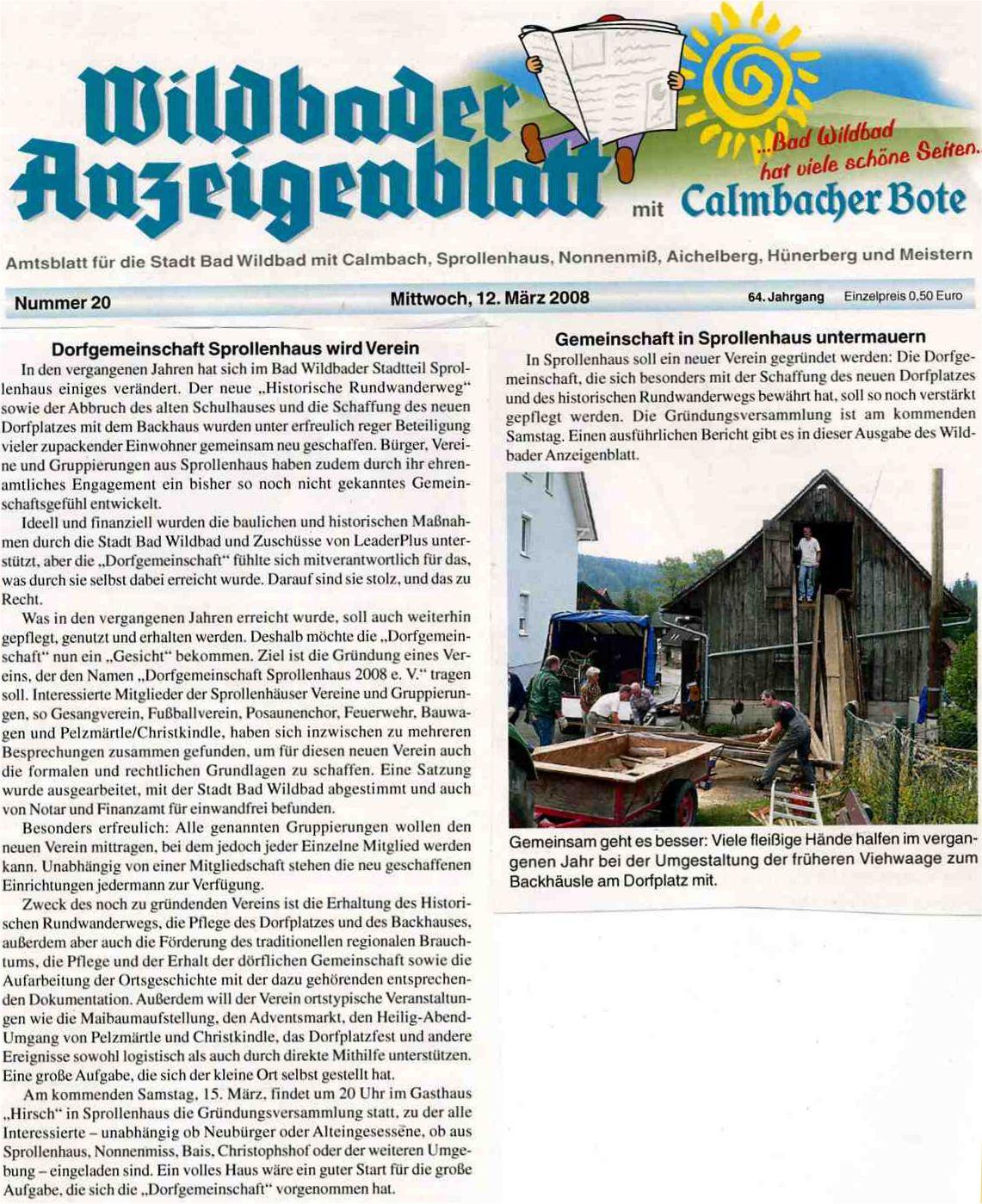 2008-03-15-wildbader_anzeigeblatt-gruendungsversammlung