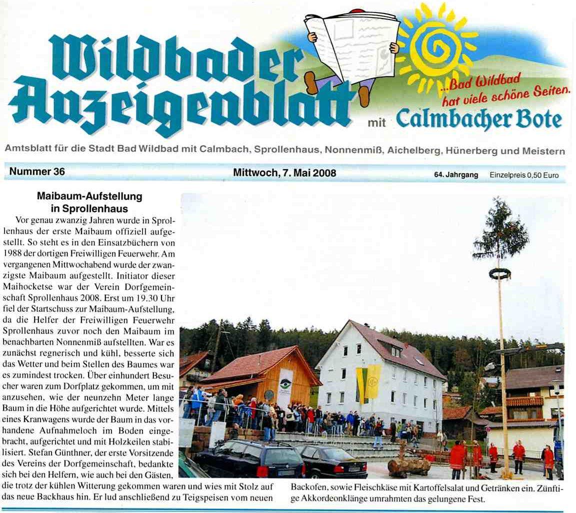 2008-05-07-wildbader_anzeigeblatt-maibaumaufstellung