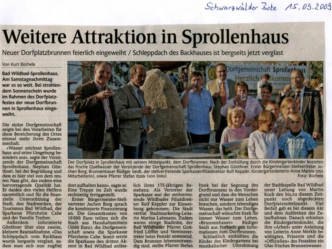 2009-09-15-schwarzwaelder_bote-dorfplatzfest